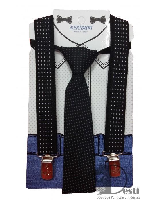 Комплект - тиранти и вратовръзка